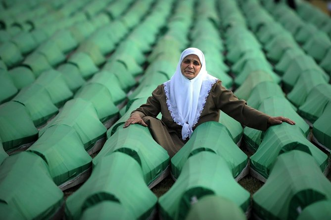 Remembering Srebrenica Genocide