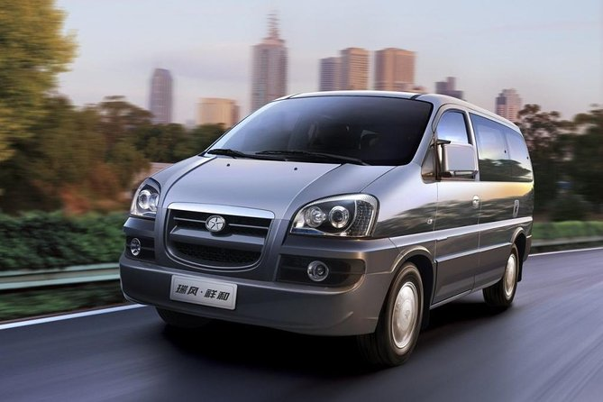 Departure Private Transfer to Beijing Airport PEK or Daxing PKX by Minivan photo 1