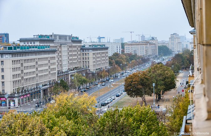 National Architecture GDR - The Stalinallee