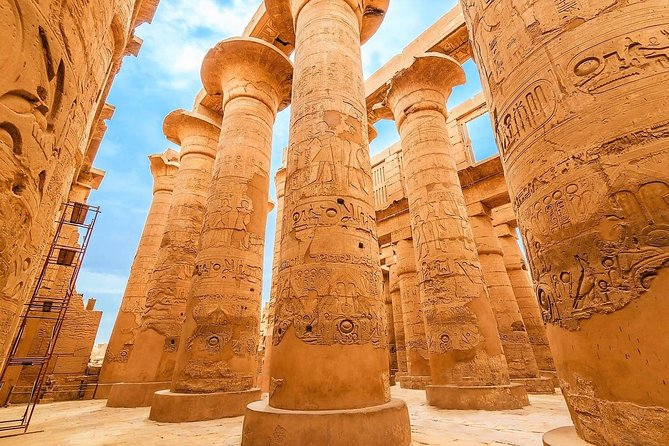 Book online Full day tour to West bank and East Bank in Luxor Egypt with Lunch