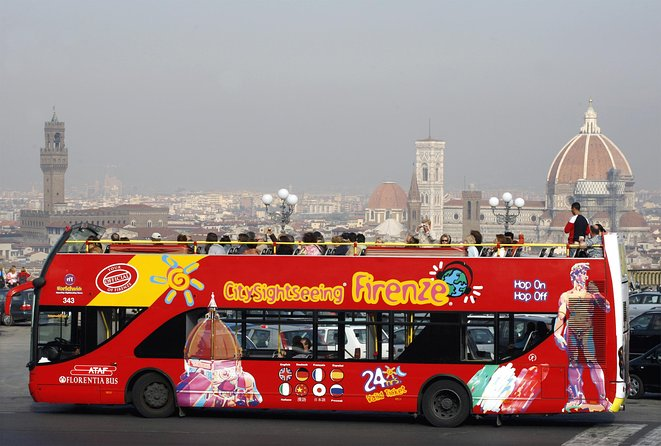 Duomo Complex Guided Tour + City Sightseeing Firenze
