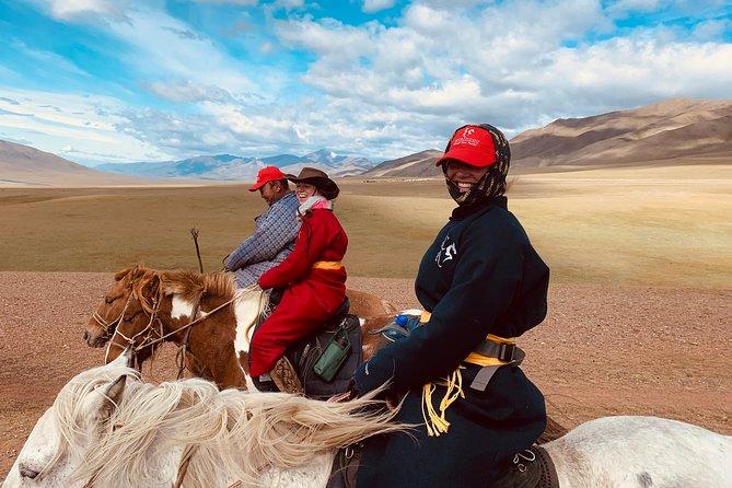 Ride to the Nomad Games 2020