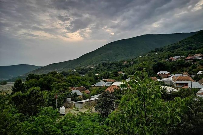 Shamakhi , Gabala , Sheki TOUR ( All inclusive )
