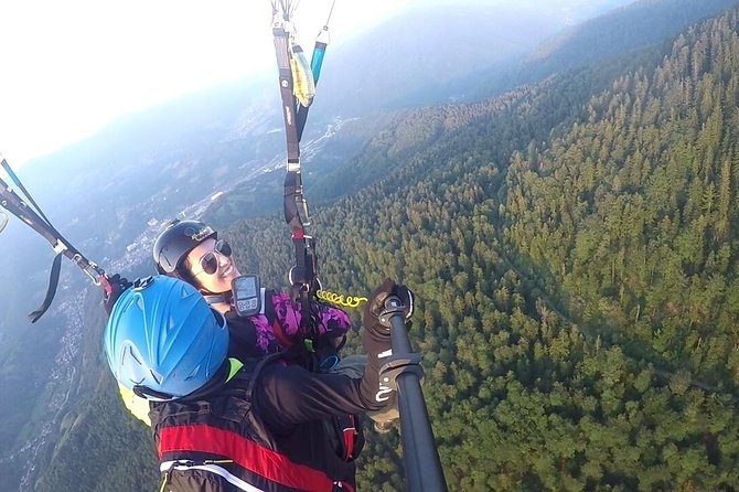 Tandem Paragliding Experience in Sarajevo, Bosnia and Herzegovina