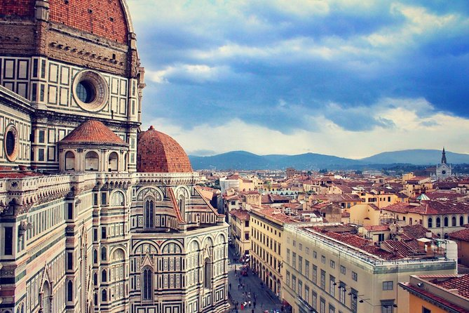 Florence Private Walking Tour And Uffizi Gallery with priority access