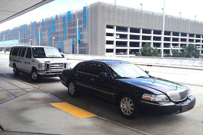 Fort Lauderdale Airport (FLL) Private Arrival Transfer