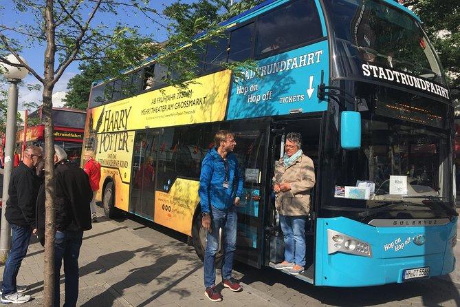 Hop-on Hop-off Tour by Bus