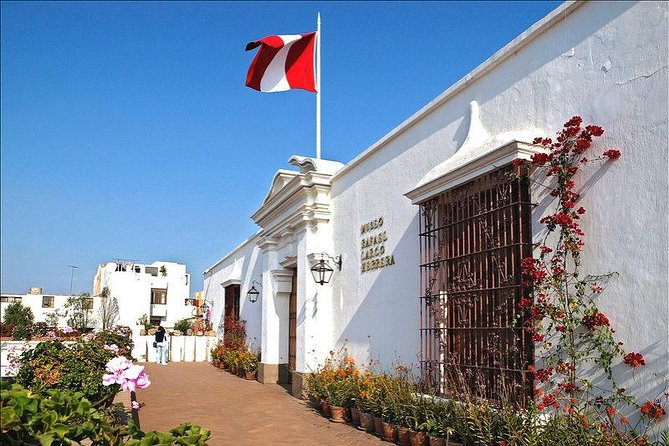 Larco Museum - Lunch & Lima City tour (Small Group)