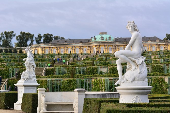 Private Walking Tour: The Royal City of Potsdam
