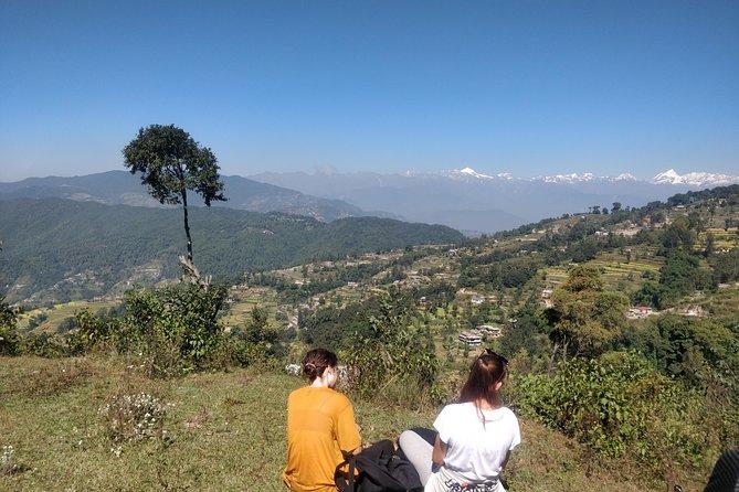 Nagarkot Bhaktapur Hike