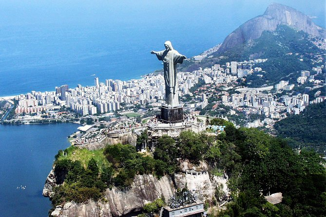 Full Day Selaron Steps, Sugar Loaf and Christ Redeemer Statue with Lunch photo 6