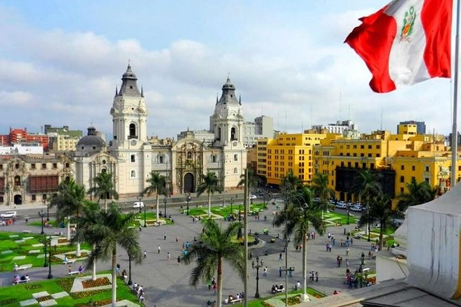 Lima City Tour from the Airport or Callao Port (private service)