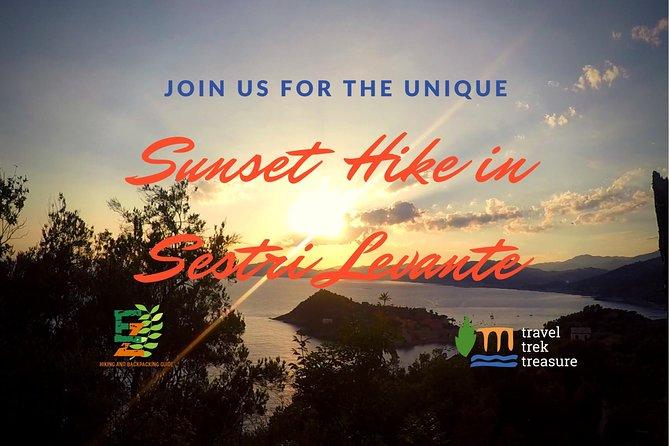 Sestri Levante Sunset Hike