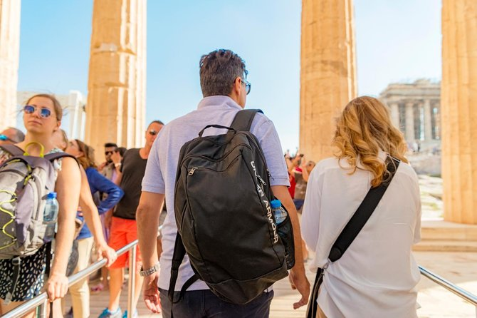 Full Day Private Tour: Essential Athens Highlights plus Cape Sounion and Temple of Poseidon