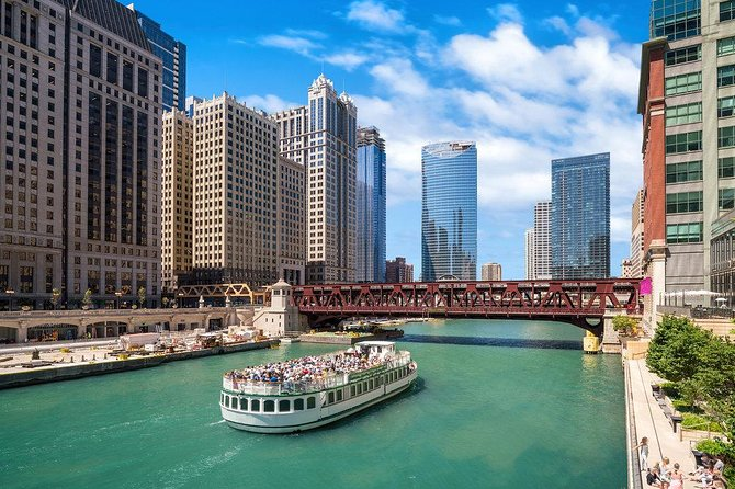 1-Day Chicago City Tour(Chicago Departure) CH1