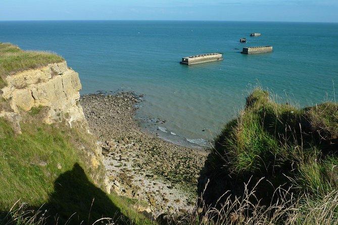 Normandy / D-Day Landing Beaches with Minivan