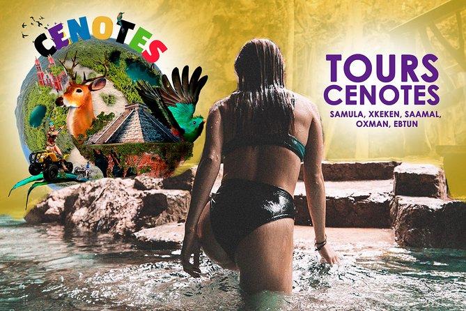 Chichen Itza and Cenotes Tour
