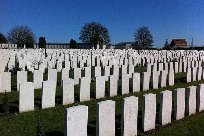 Private tour WW1 Flanders Fields