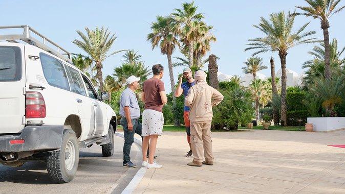 Djerba: Airport / Hotel Transfer
