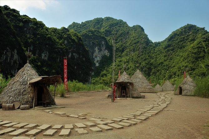 Discover Trang An Natural World Heritage, Bich Dong Pagoda, Cycling Day Tour