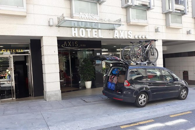 Bicycle hire in Porto city with delivery to hotel and accommodation