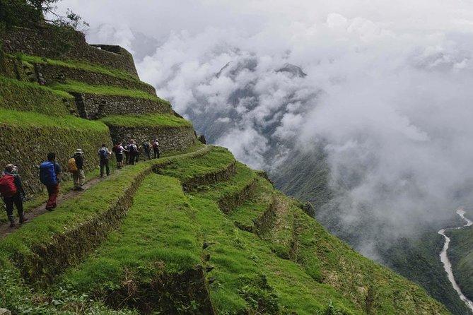 Inca Trail with Machupicchu 4 Days 3 Nights