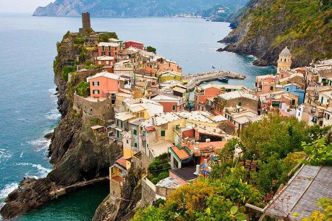 Private tour in Cinque Terre from Livorno port