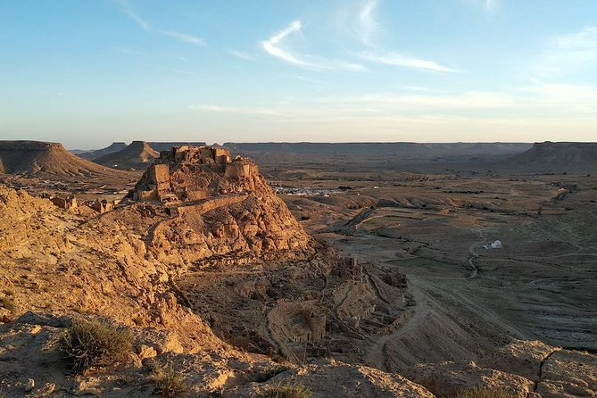 Hiking in the Berber villages of southern Tunisia