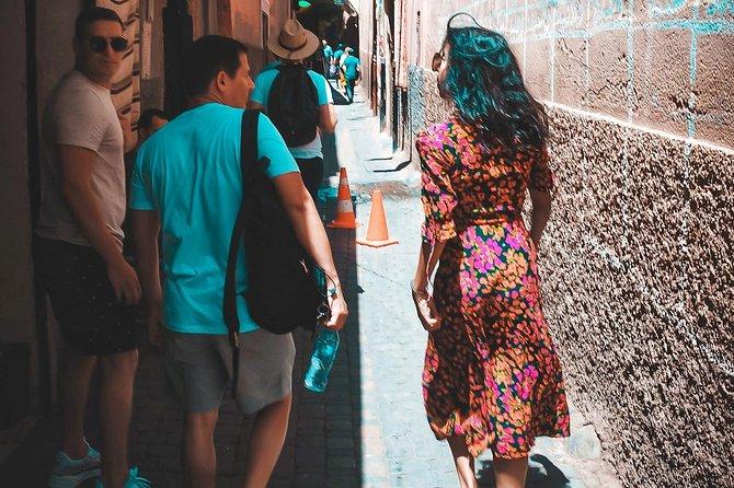 Marrakech with the 5 senses