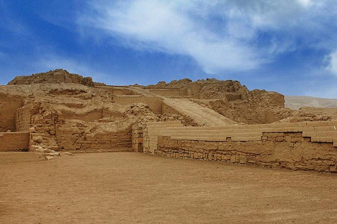 #1 Pachacamac Inca Remains - Cultural Tour