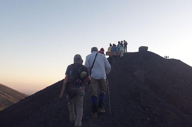 Private Cerro Negro Volcano Sandboarding