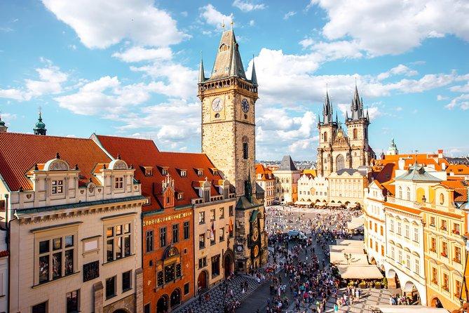 Full Day Prague Tour