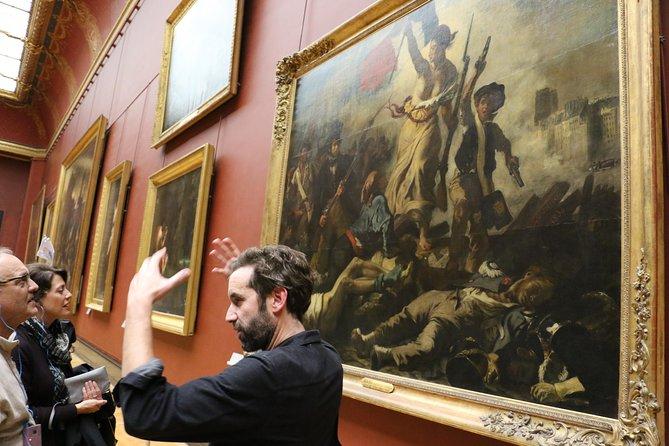 Überspringen Sie die Line Louvre Flash Tour mit Mona Lisa und den wichtigsten Highlights