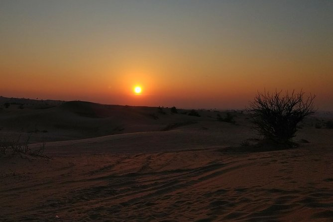 Dubai Evening Dune Buggy Safari photo 4