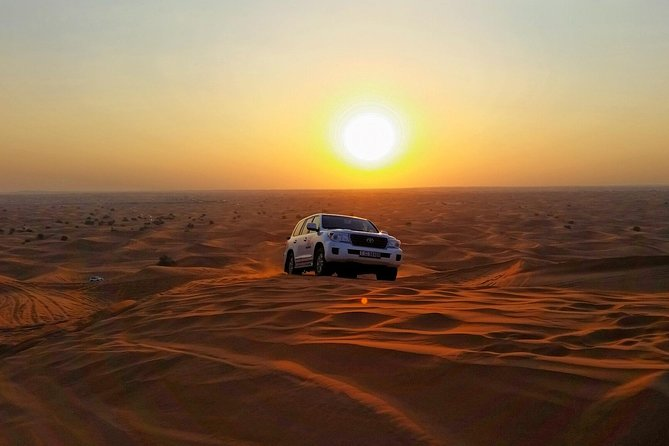Dubai Evening Dune Buggy Safari photo 6