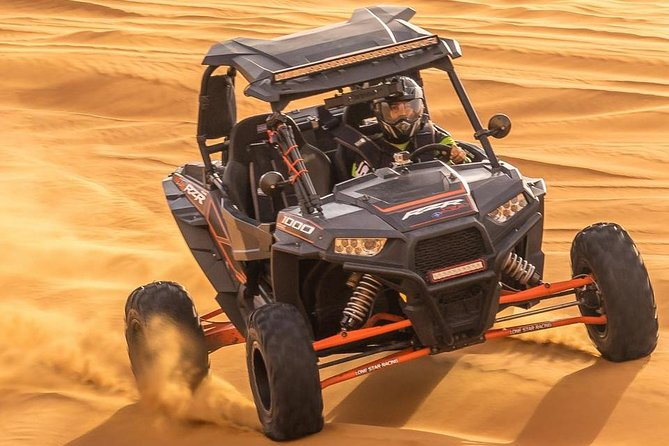 Dubai Evening Dune Buggy Safari photo 5