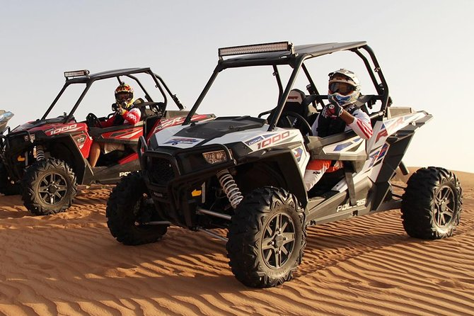 Dubai Evening Dune Buggy Safari photo 12