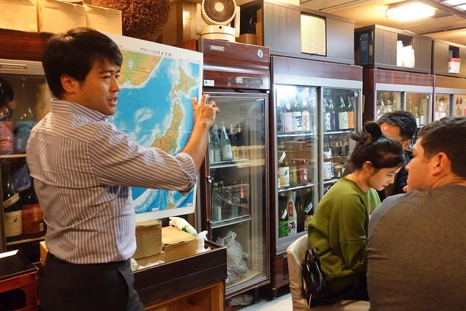 Tasting Sake from more than 5000 bottles collected from all over Japan! photo 1