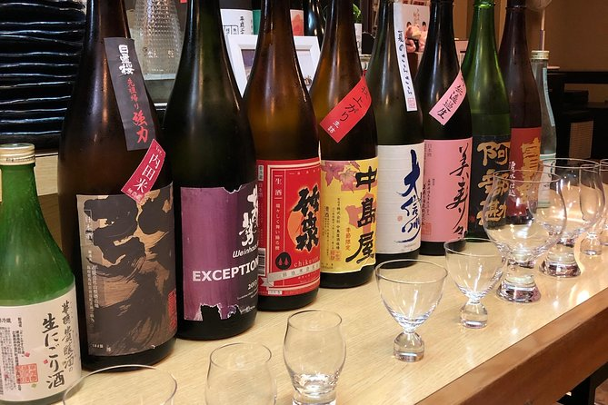 Tasting Sake from more than 5000 bottles collected from all over Japan! photo 3