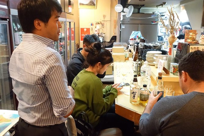 Tasting Sake from more than 5000 bottles collected from all over Japan! photo 7