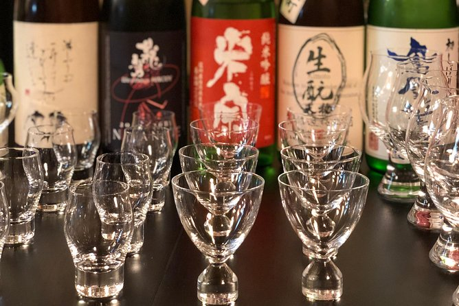 Tasting Sake from more than 5000 bottles collected from all over Japan! photo 5