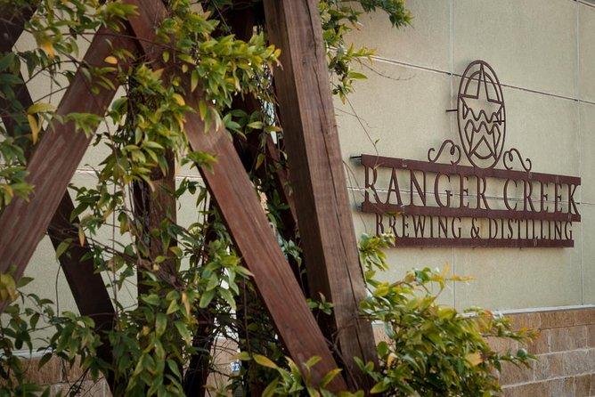 San Antonio Ranger Creek Brewstillery Tour