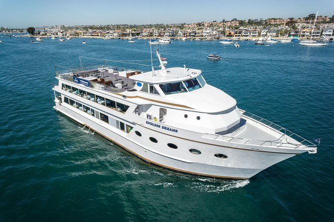 Los Angeles Dinner Cruise from Newport Beach