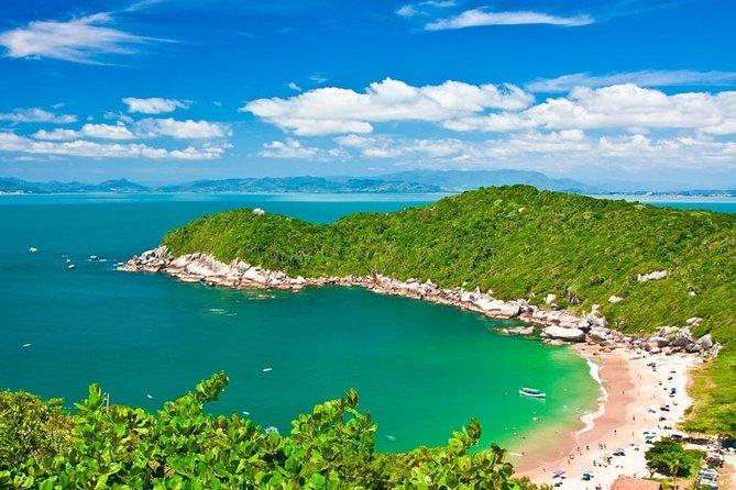 Passeio a Praia de Bombinhas e 4 Ilhas