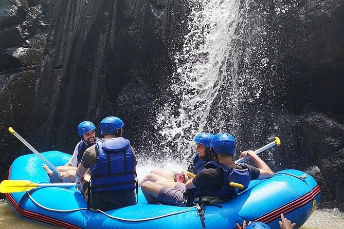 Bali White Water Rafting in Ayung River