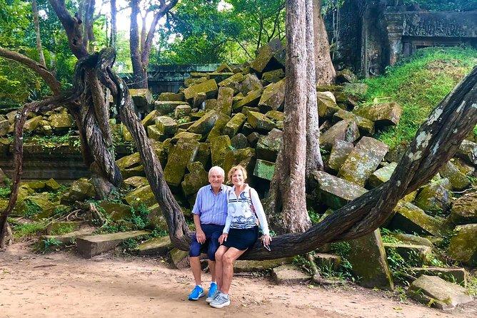 Visit Koh Ker and Beng Mealea in 1 day