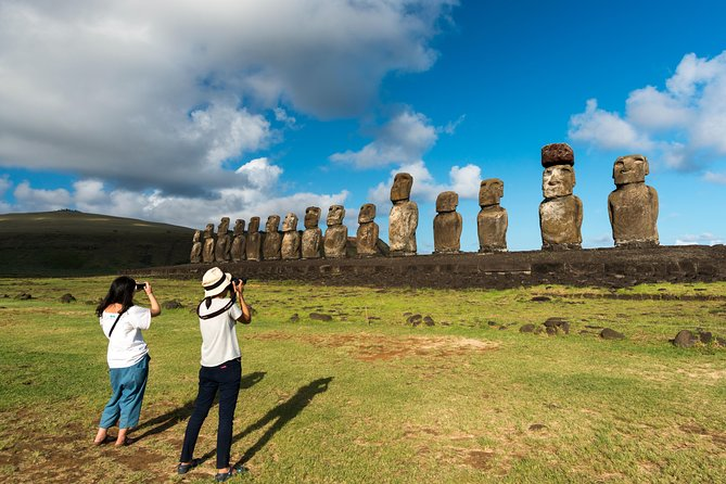 Private Tour: Full-Day Easter Island Archeological sites
