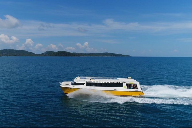 Speed Ferry to Koh Rong
