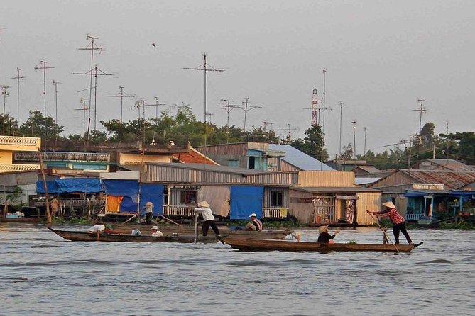 Mekong cruise 3 days from Cambodia to Saigon