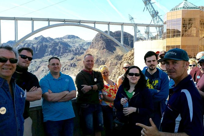 Super Hoover Dam Tour